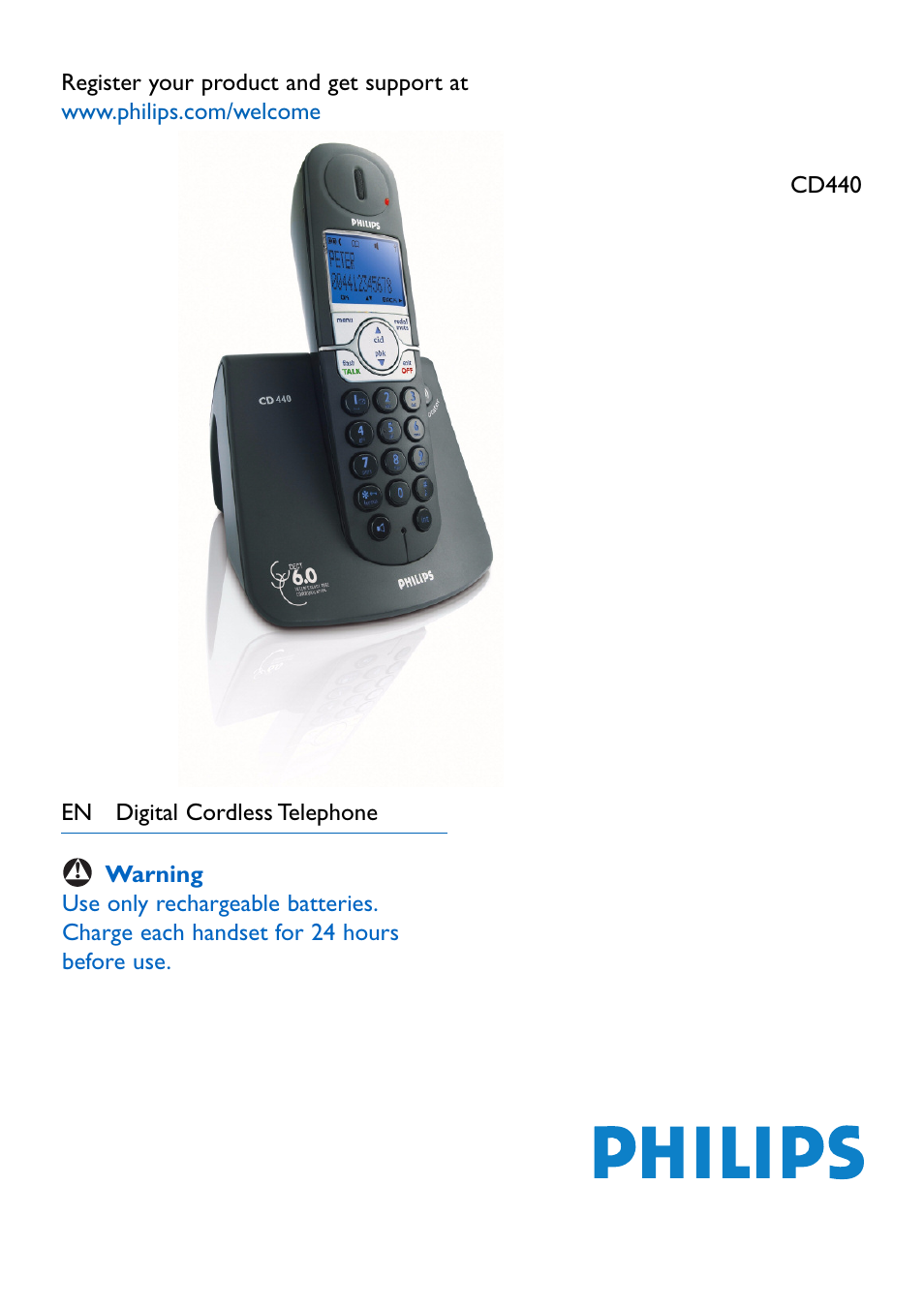 Philips Cordless Phone Manual Various Owner Manual Guide