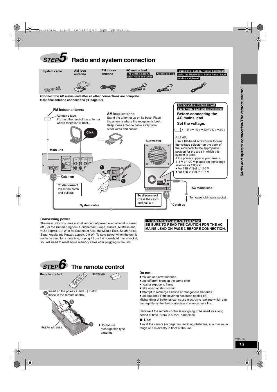 Panasonic sc-ht870 manuals.