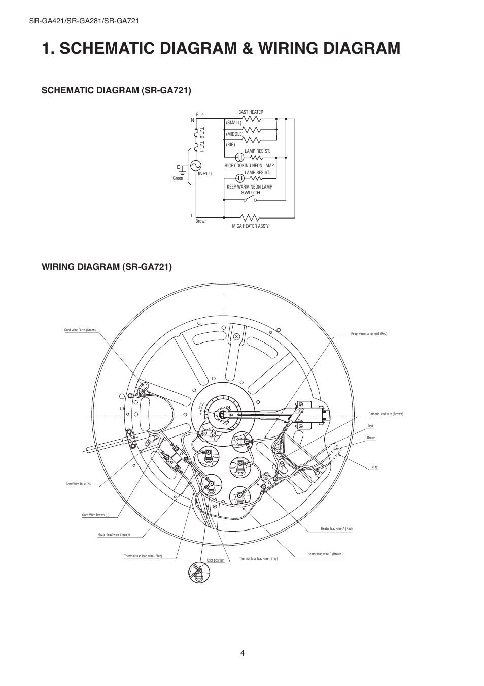 panasonic sr ga721 page4 schematic diagram & wiring diagram panasonic sr ga721 user panasonic wiring diagram at bakdesigns.co
