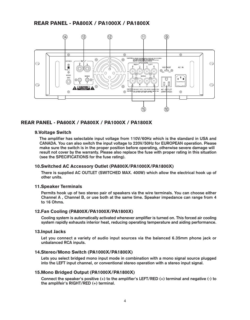 Mono Also Car Wiring Diagram Speakers On Speaker Ohm Wiring Diagram