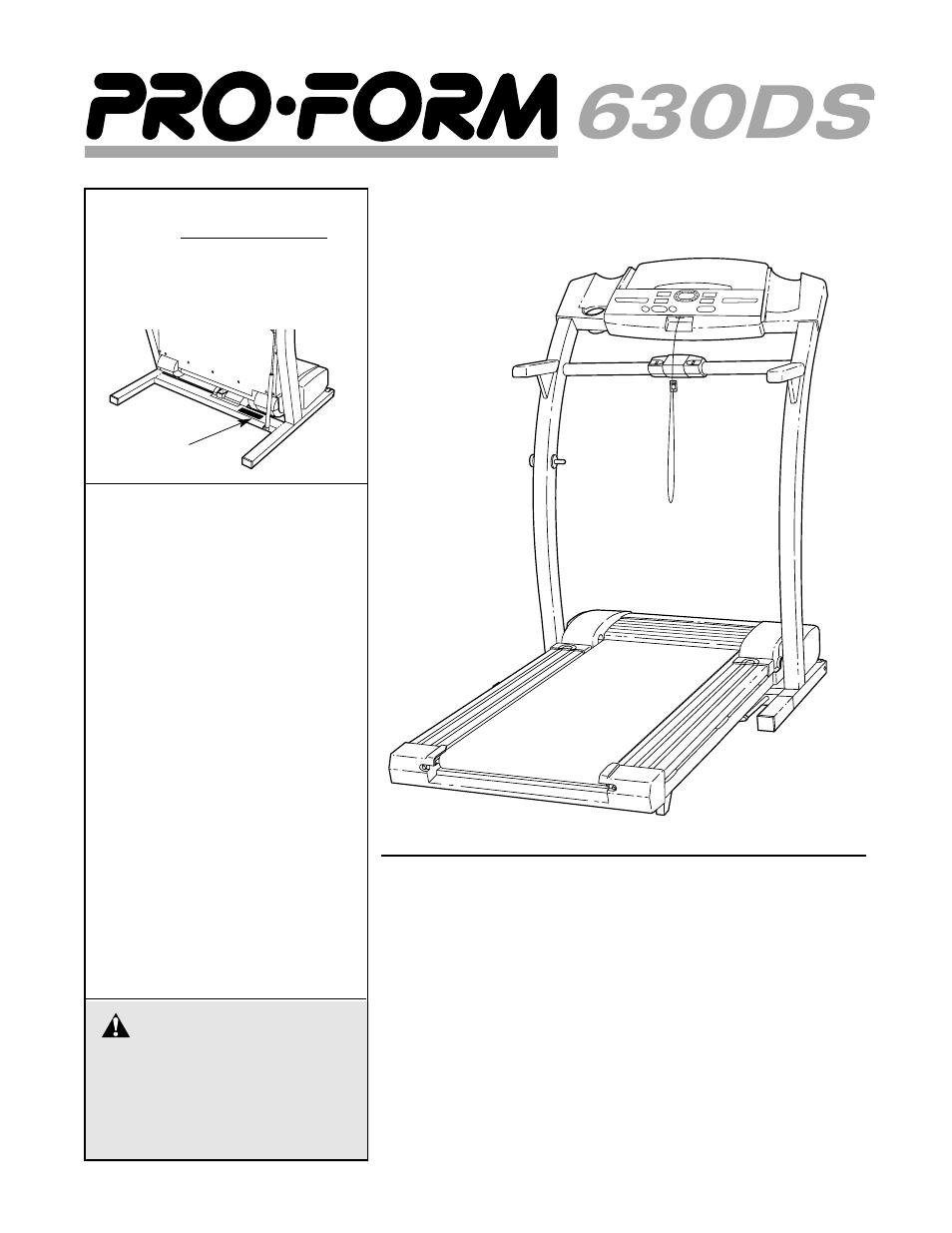 proform 630 ds user manual 22 pages rh manualsdir com ProForm XP 650E Proform 630DS Review