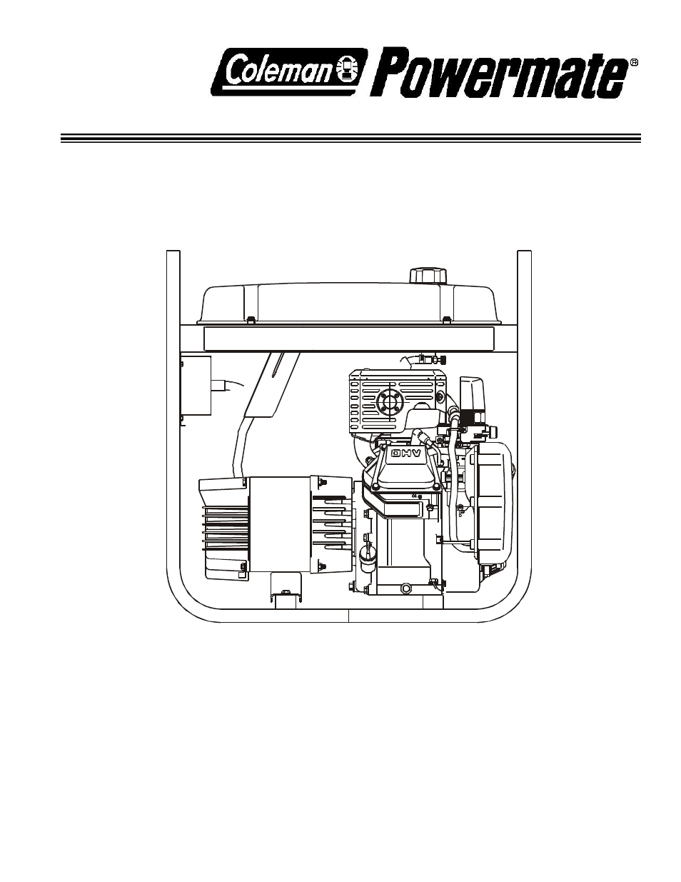 Powermate Pro-Gen 5000 PM0535202.04 User Manual | 8 pages | Also for:  PM0535202.04