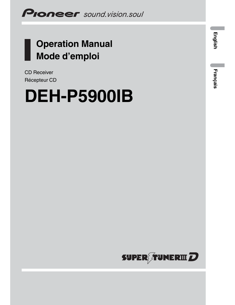 [DIAGRAM_34OR]  Pioneer DEH-P5900IB User Manual | 72 pages | Wiring Diagram Pioneer Deh P5900ib |  | Manuals Directory
