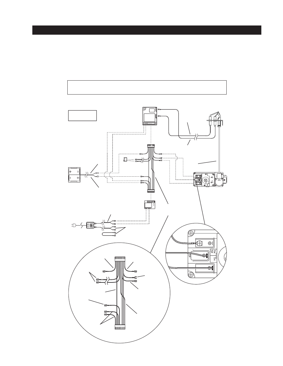 Optional switch / wiring diagram   Napoleon Fireplaces GDS25P User on