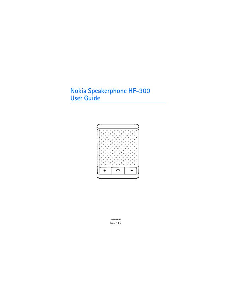nokia hf 300 user manual 17 pages rh manualsdir com iPhone Manual Nokia AT&T Manual