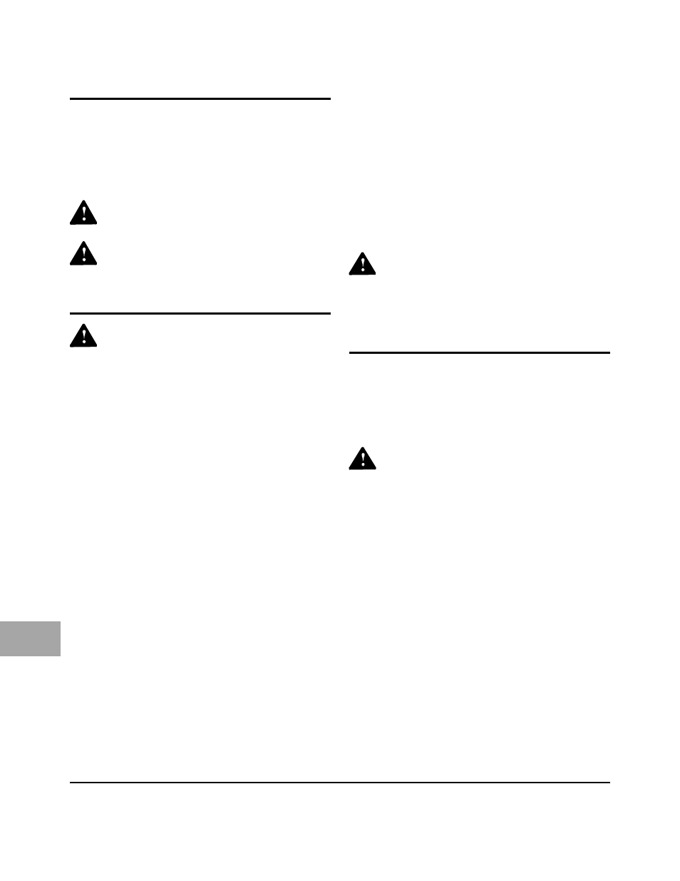 Safety Awareness Instructions Norcold 323x User Ac Dc Refrigerator Schematics Manual Page 4 17
