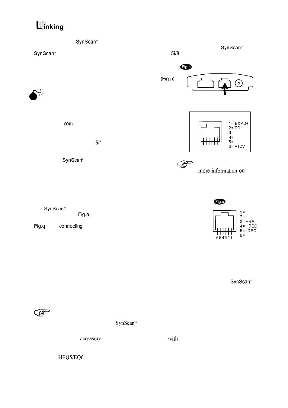 With a computer, Periodic error correction | Nexstar SynScan