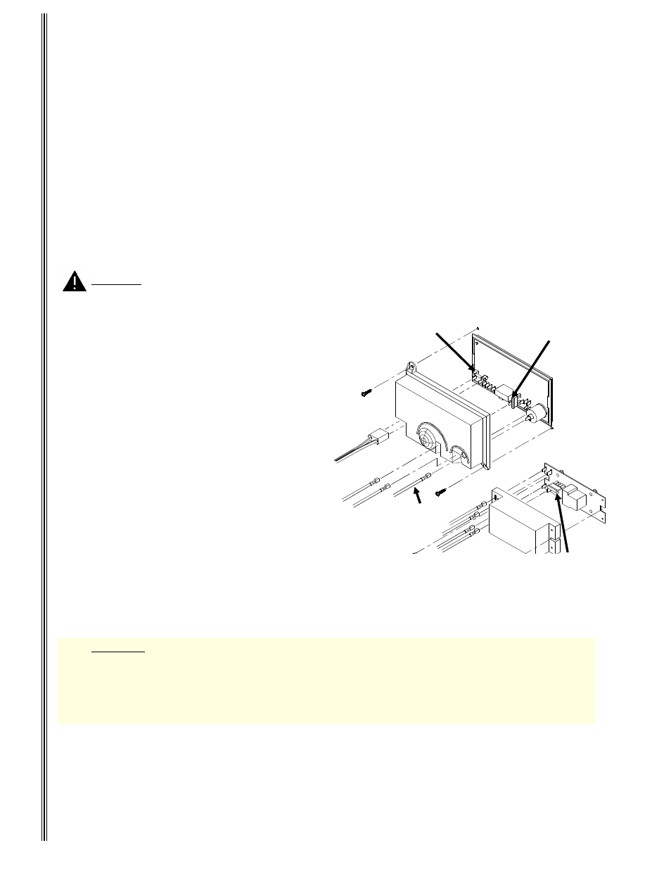 Fuse Replacement Procedure Maintenance Thetford Norcold 982 User Ac Dc Refrigerator Schematics Manual Page 14 16