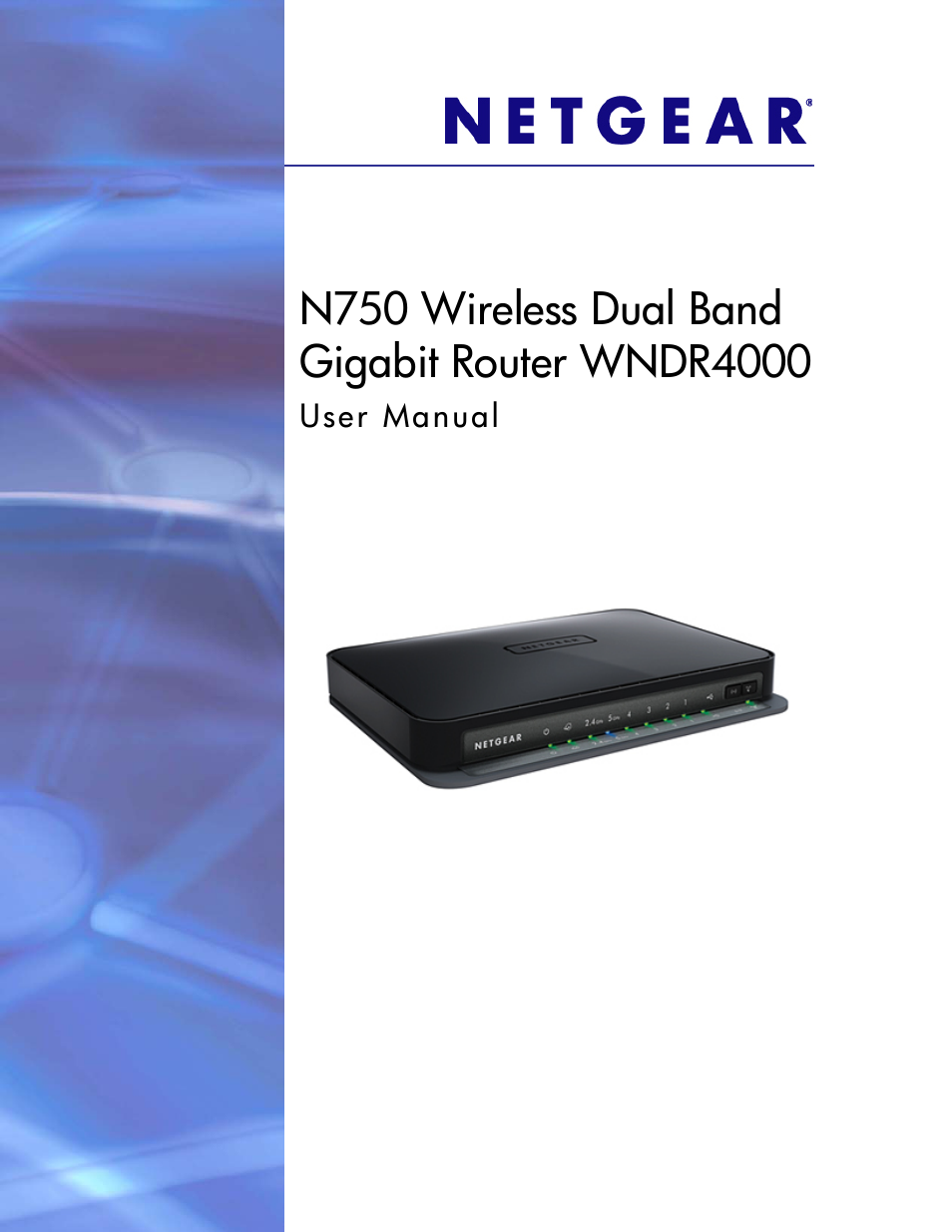 netgear n750 wireless dual band gigabit router wndr4000 user manual rh manualsdir com netgear n750 manuale italiano netgear n750 firmware upgrade