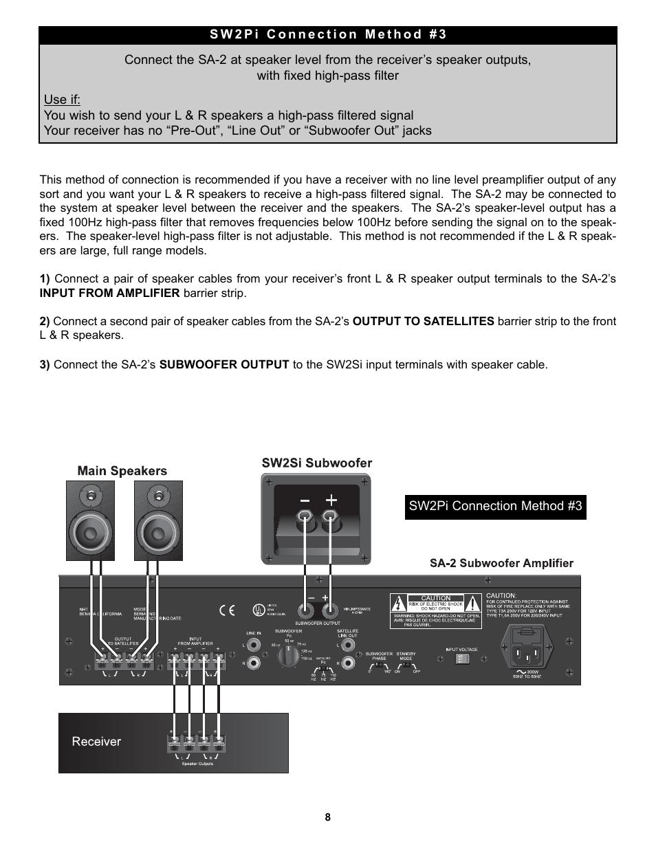 nht sa 2 user manual page 10 19 original mode rh manualsdir com Nht XD Nht Logo