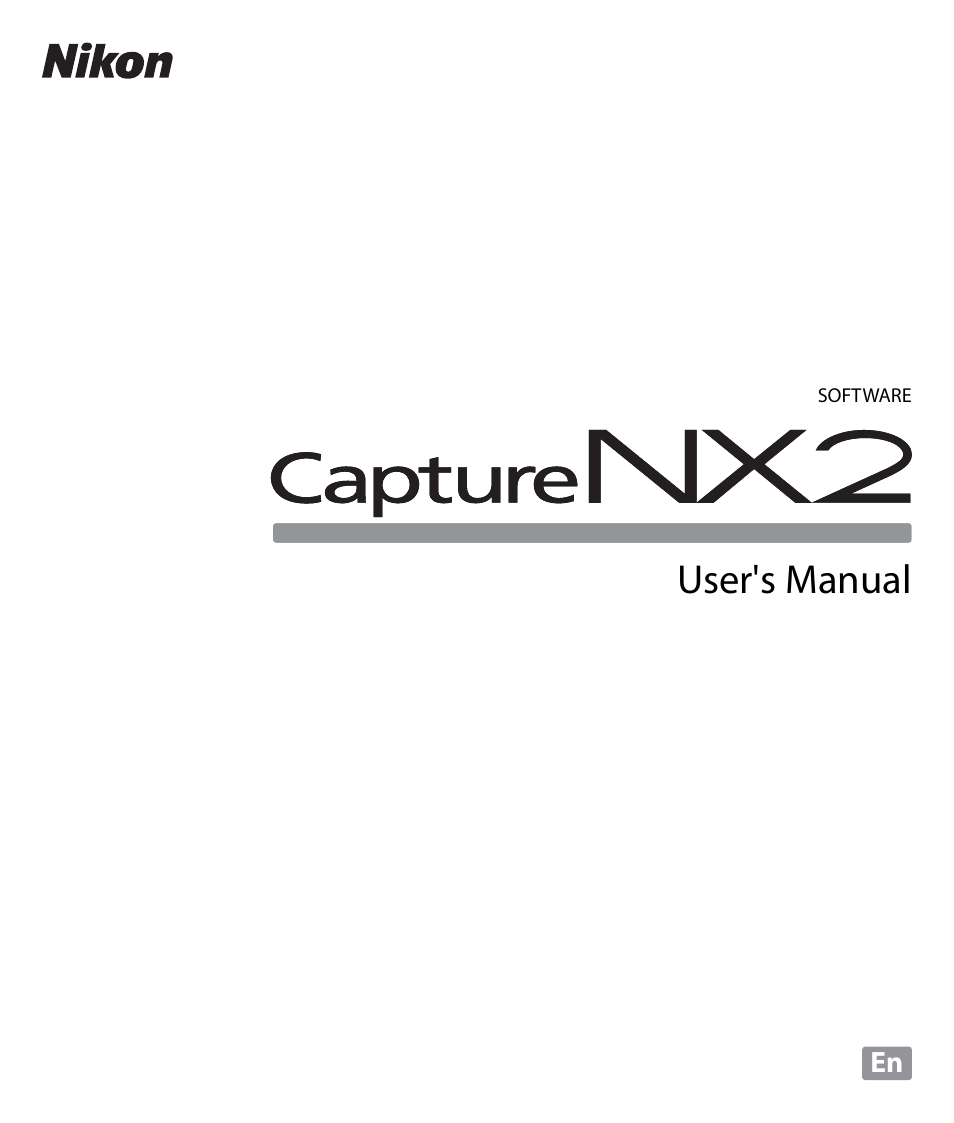 Nikon capture nx2 user manual 268 pages baditri Gallery