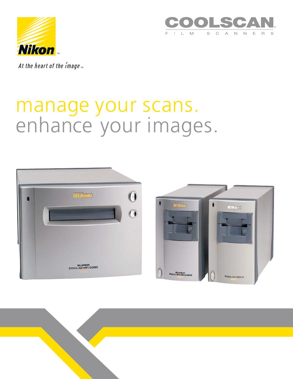 Nikon 9000 ED User Manual | 8 pages