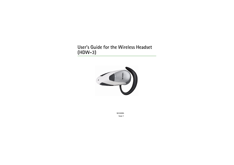 nokia 3 user manual pdf