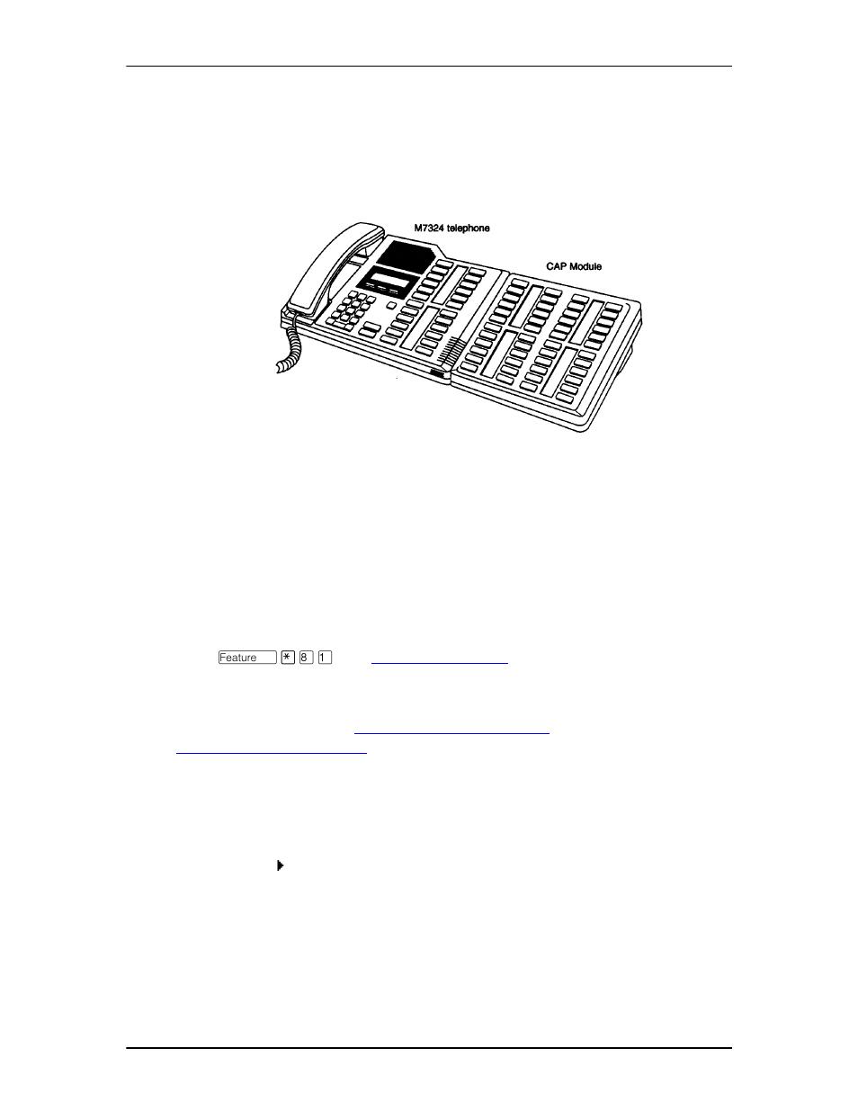Using a central answering position (cap) module 719818d400d