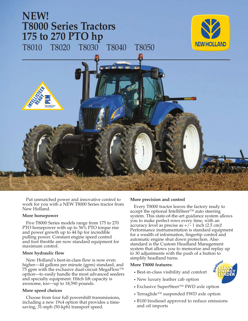 How To Calibrate New Holland Transmission