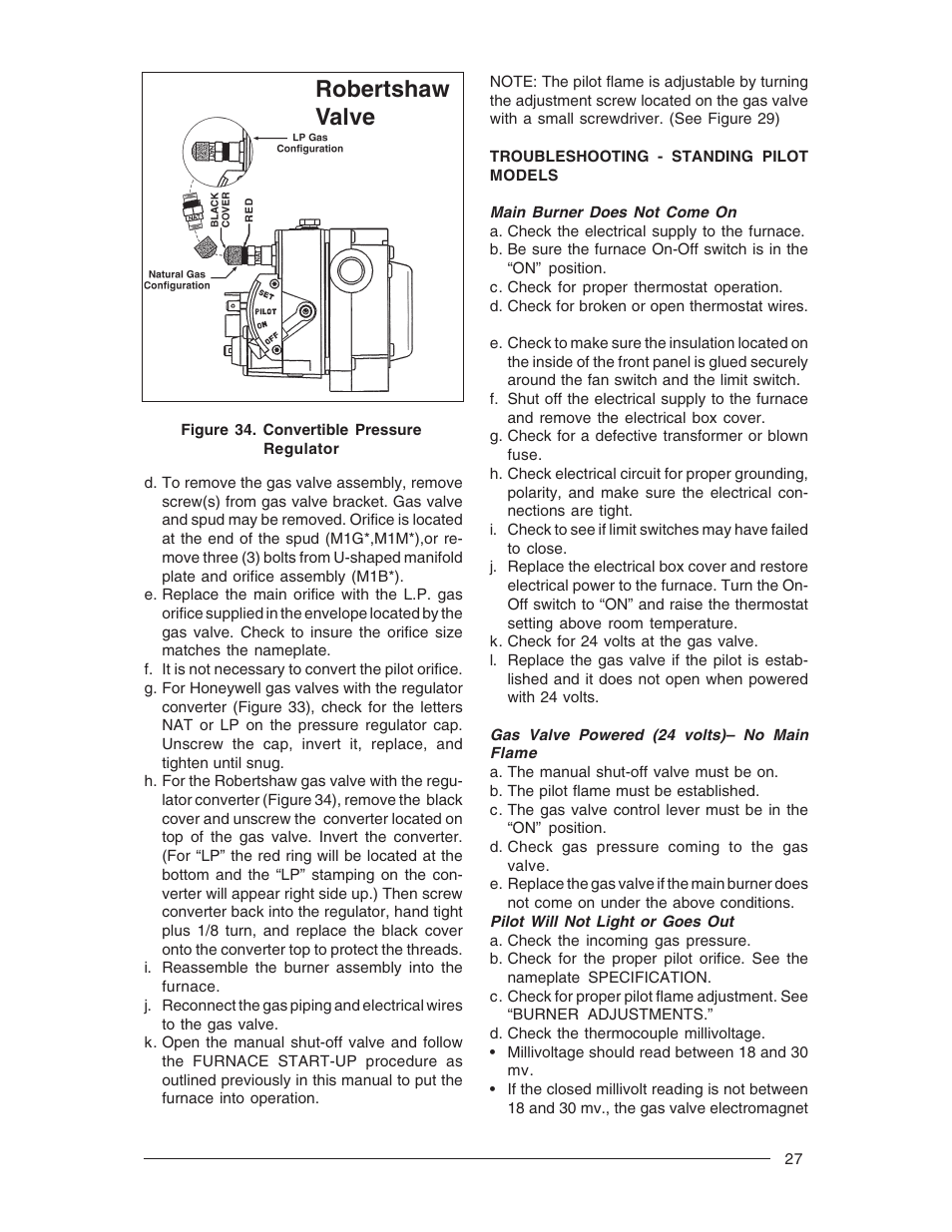 Wiring Diagram Epg Heater Robertshaw And Schematics Gas Valve Famous Collection Everything
