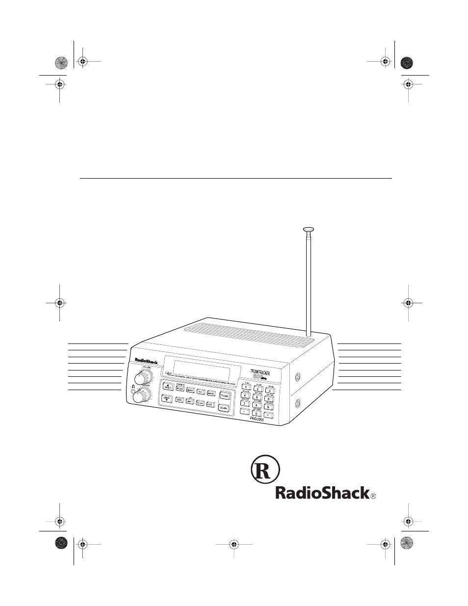 radio shack pro 2050 user manual 56 pages radio shack pro-38 manual realistic pro 38 scanner manual