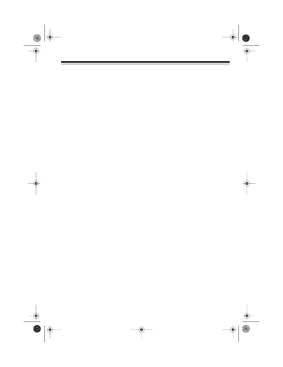Guide to the action bands | Radio Shack PRO-2050 User Manual