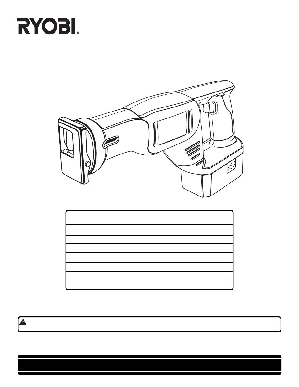 ryobi rjc180 user manual 14 pages rh manualsdir com Ryobi String Trimmer Parts Ryobi String Trimmer Parts