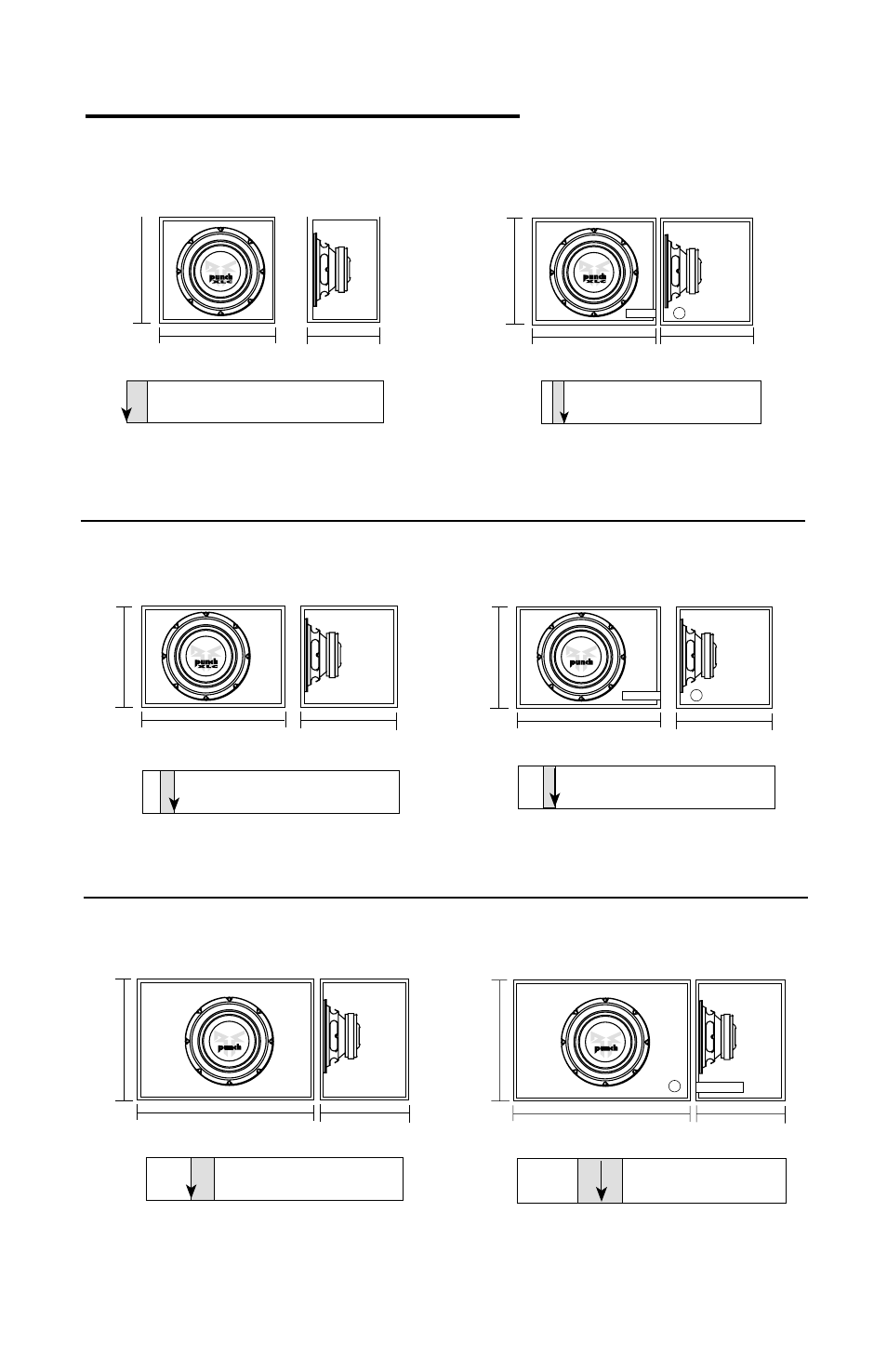 Ecommended Nclosures Punch He2 8 Hx2 Rockford Fosgate 12 Rfd1215 User Manual Page 6 16