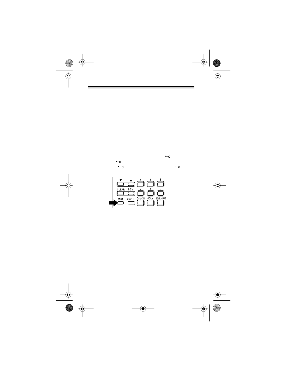 Special features, Using the keylock, Locking out channels | Radio Shack PRO-70  User Manual | Page 32 / 56