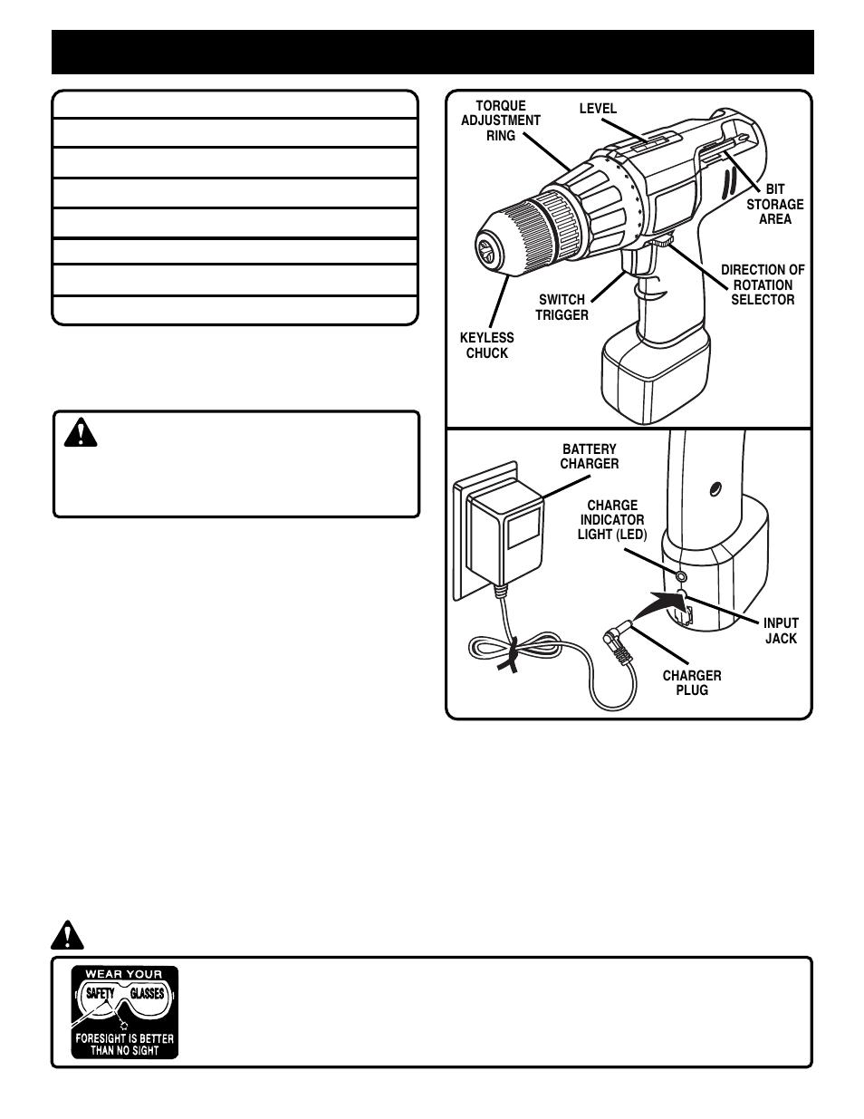 Ryobi ryi2200 user manual | 1 page.