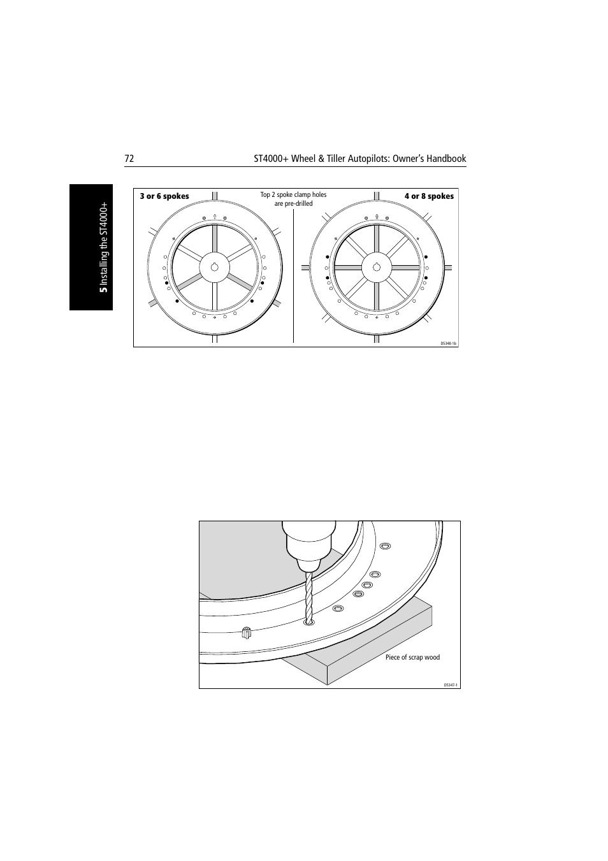 raymarine autopilot st4000 user manual page 87 145 original rh manualsdir com Raymarine Autohelm raymarine st4000 autopilot troubleshooting