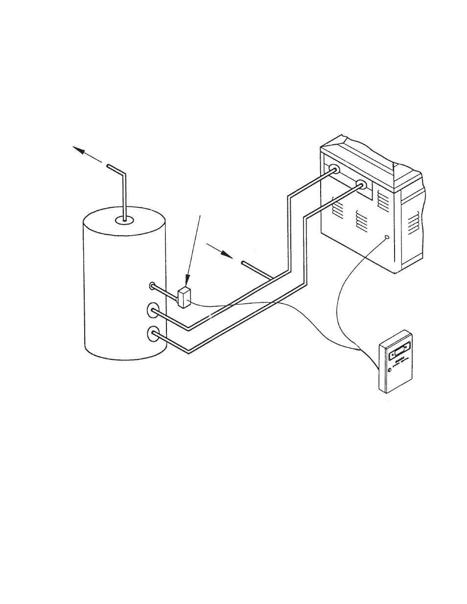 Raypak Storage Tank Piping Diagram Wiring Master Blogs Water Heater B6000 User Manual Page 11 51 Rh Manualsdir Com Wood Boiler With Diagrams Air