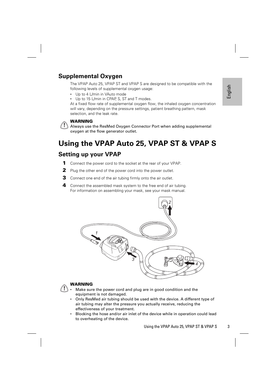 resmed vpap auto 25 manual