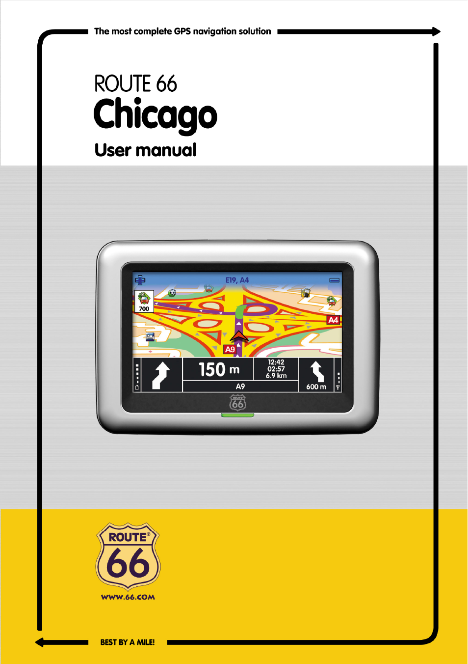 route 66 chicago user manual 30 pages rh manualsdir com Driving Route 66 Full Map Route 66