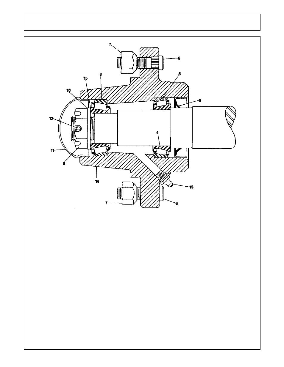 wheel hub assembly rhino mounts 697p user manual page 10 37 rh manualsdir com Rhino Mount Base Plate Inflatable Animal Heads to Mount On Wall