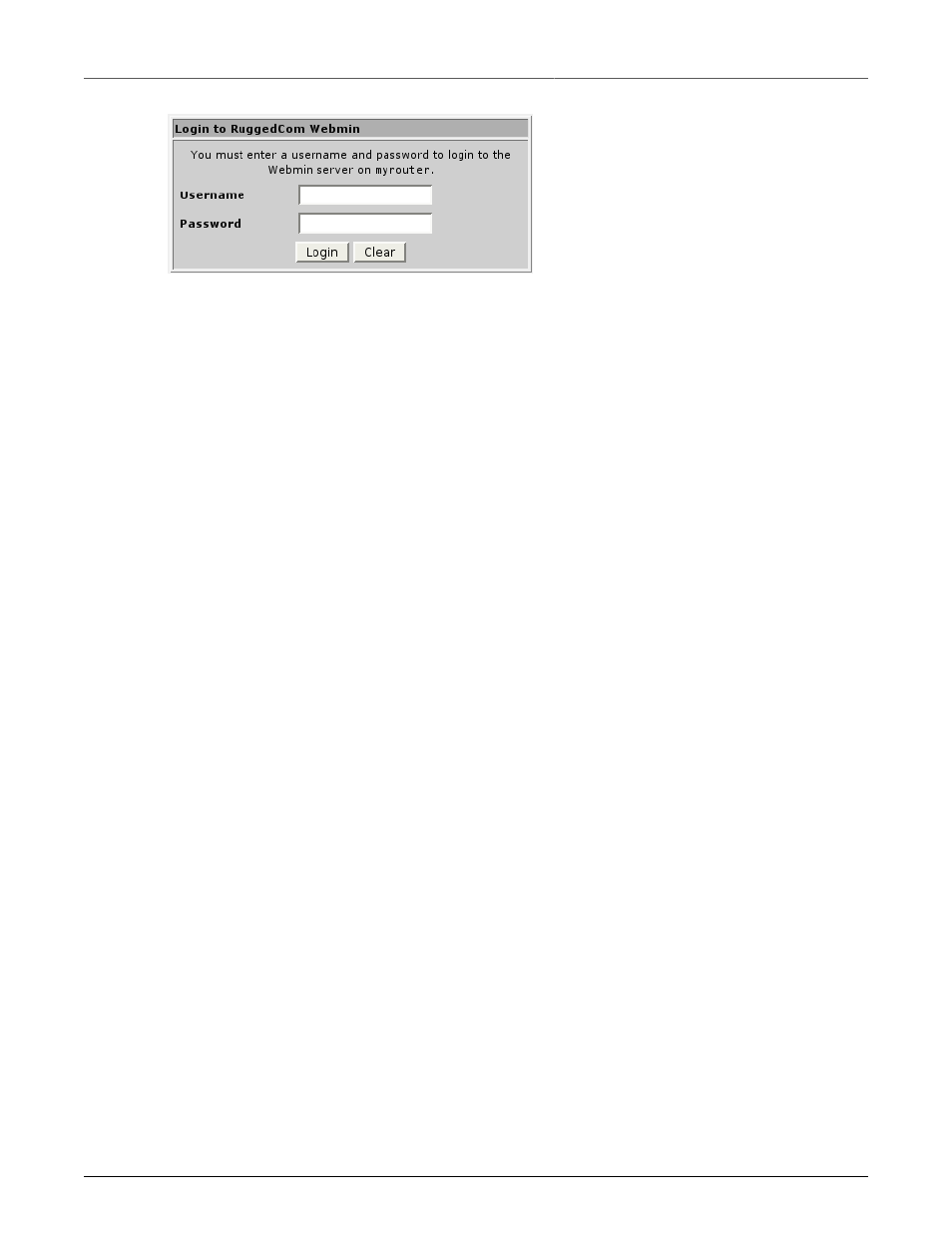 Ssl Certificate Warnings The Structure Of The Web Interface 30 14