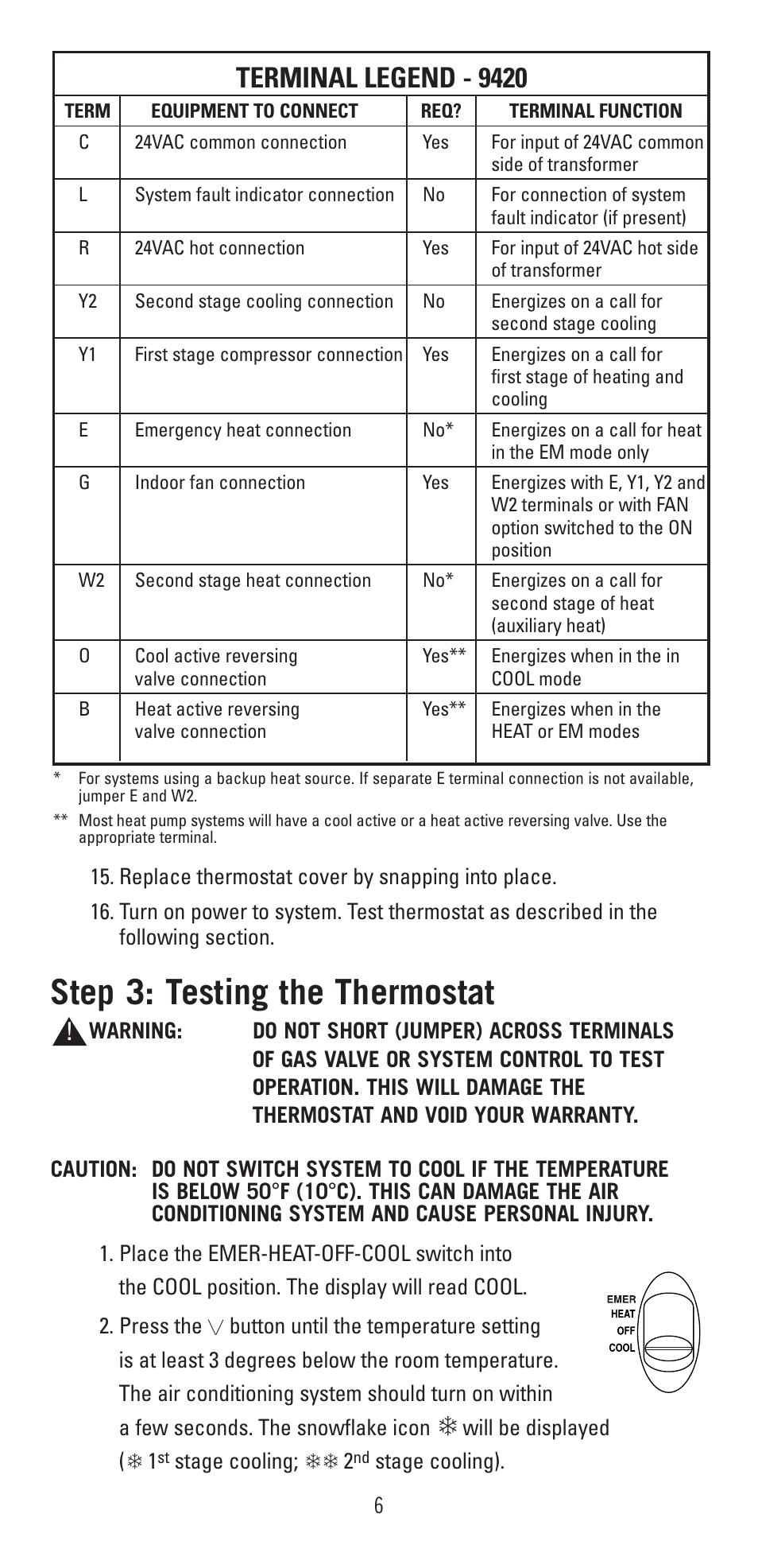 Robertshaw 9420 Wiring Diagram Wire Data Schema Gas Valve Thermostat Best Rh Oceanodigital Us
