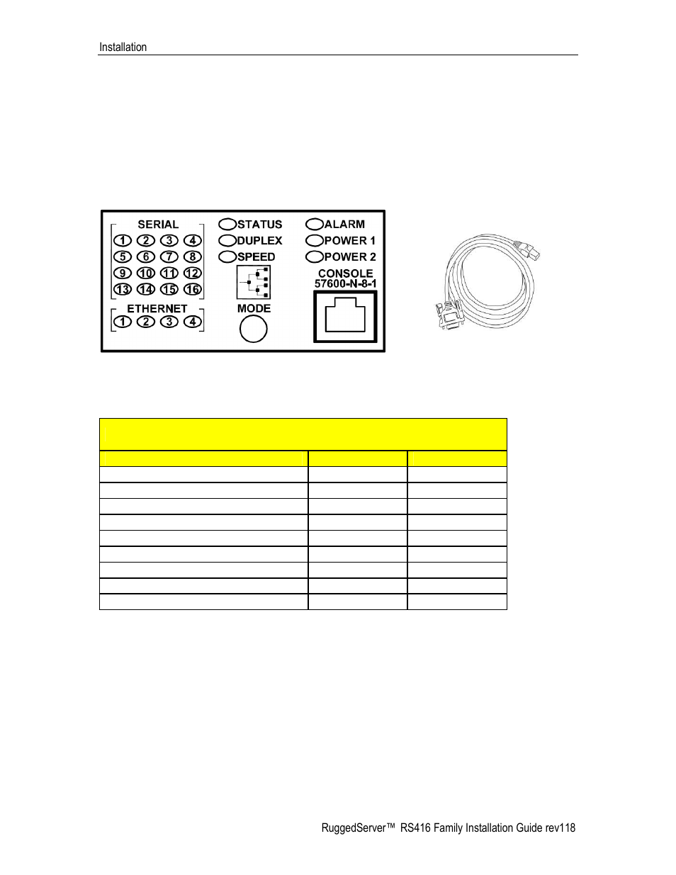 Ethernet Rj45 Wiring Reference Manual Guide