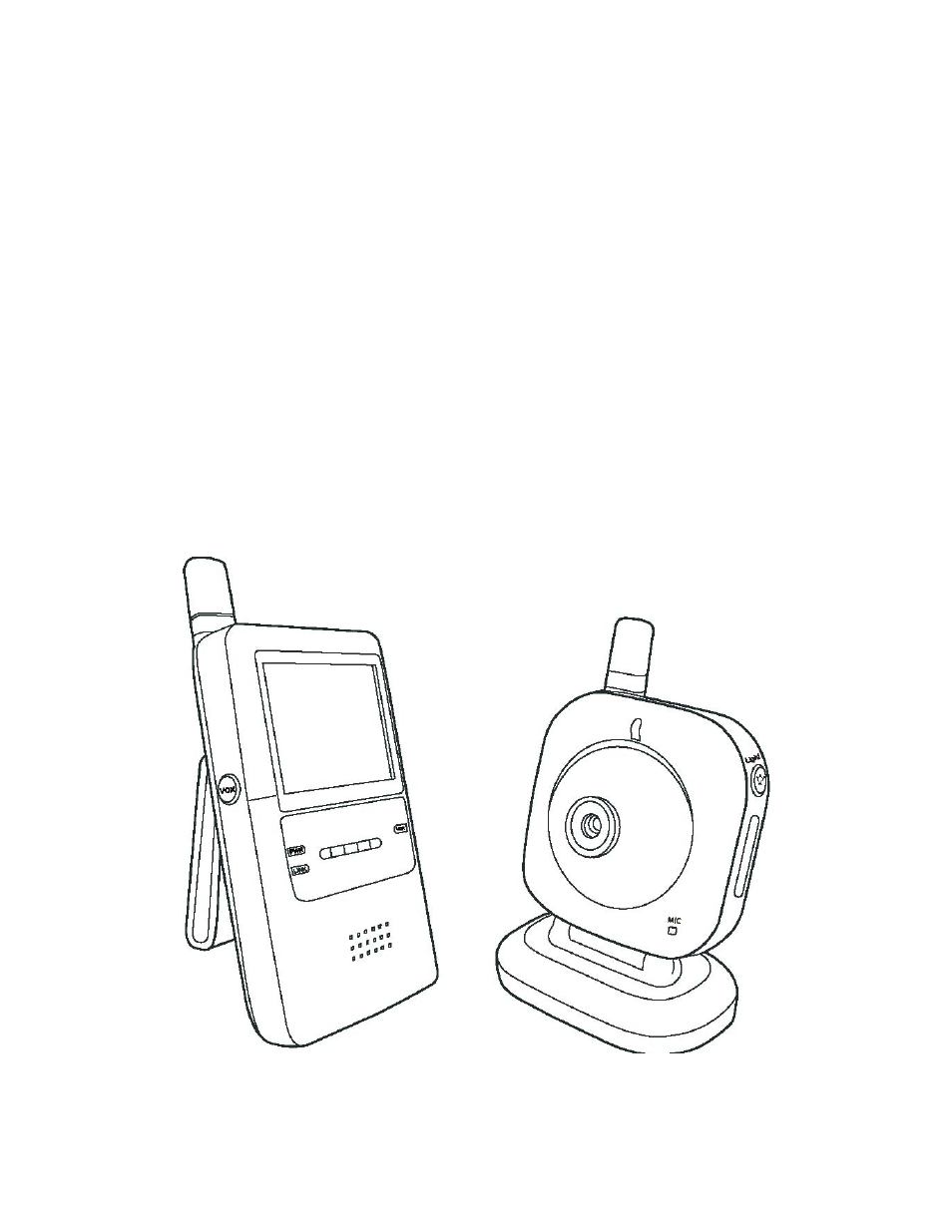 Service Manual - Baby Monitors - RF-Link Technology ABM-4161