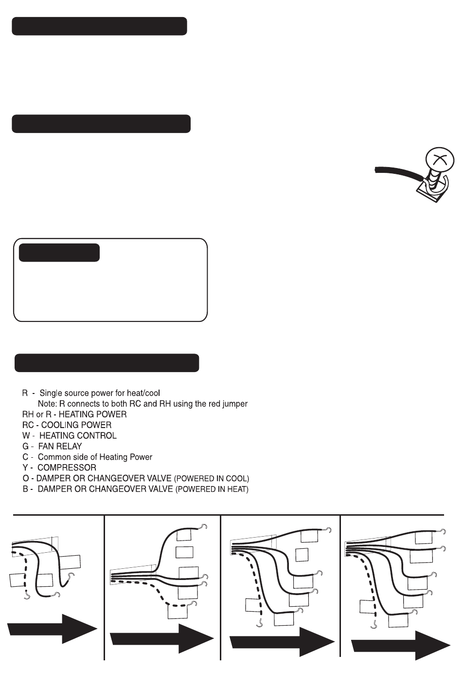 7 wire connections what wires do you have | ritetemp 8035C User Manual |  Page 5 / 9