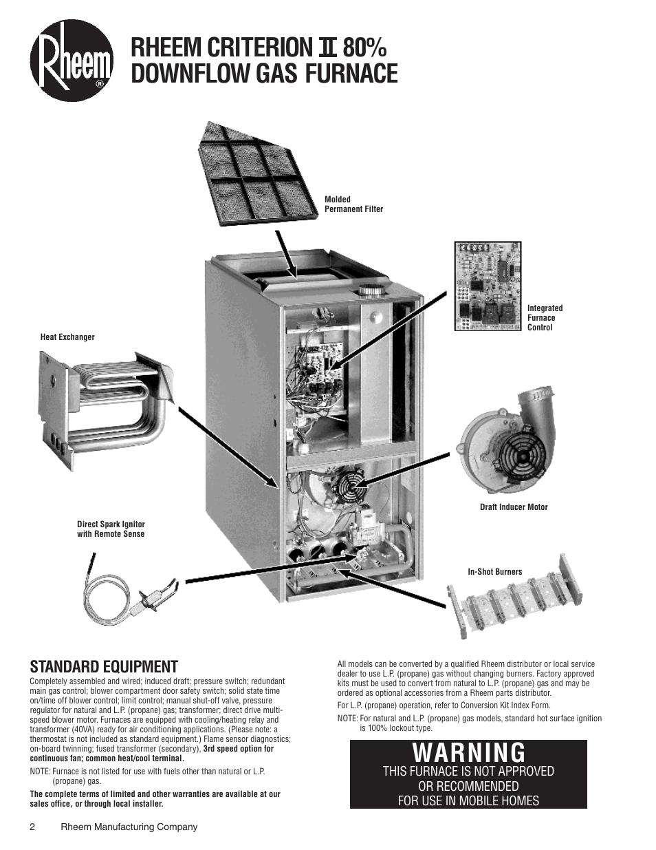Comfortmaker Gas Furnace Wiring Diagram