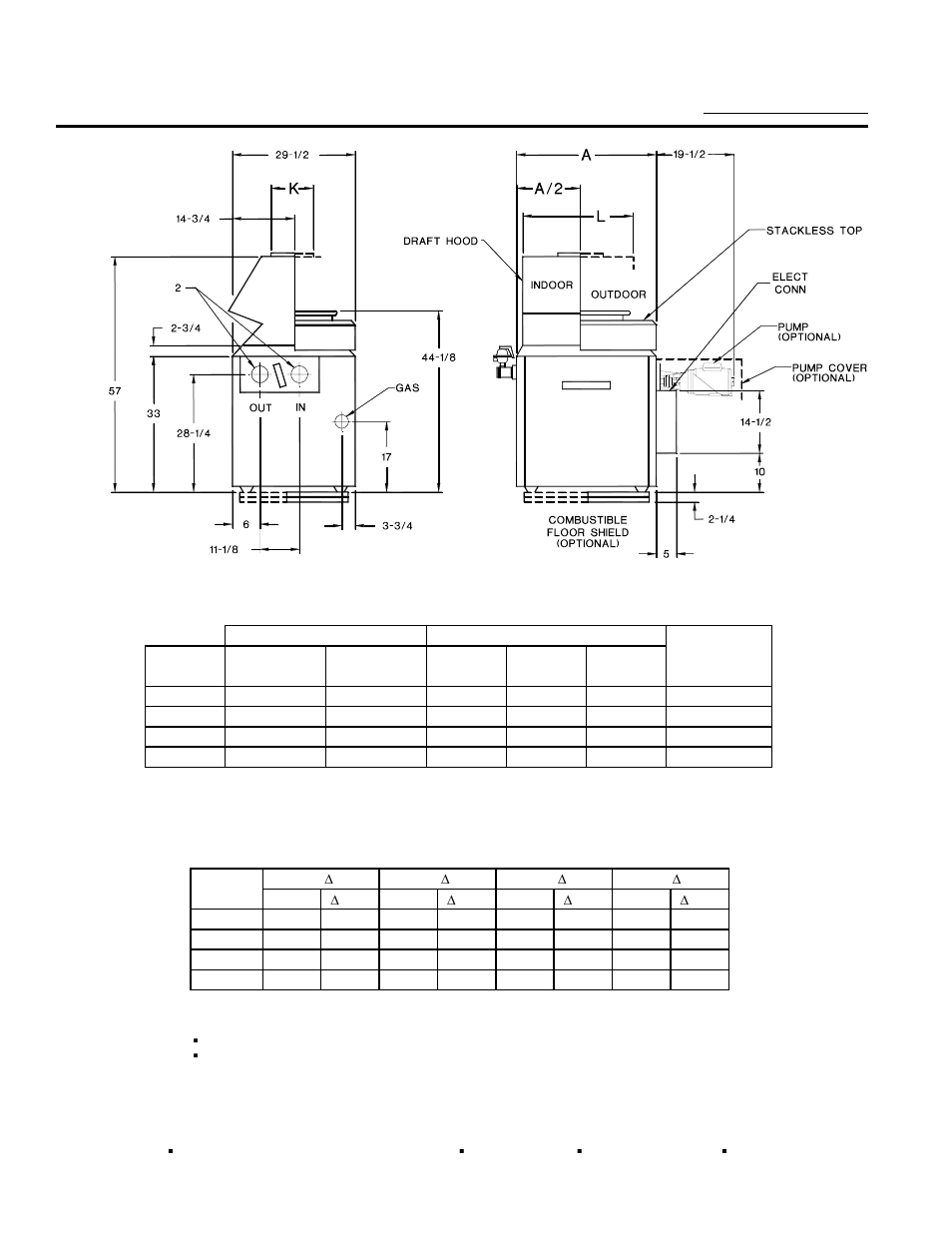 Raytherm Type H, Hydronic Heating Boilers Raypak Raytherm 514 Raypak Boiler  Water Pump Raypak Boiler Wiring Diagram