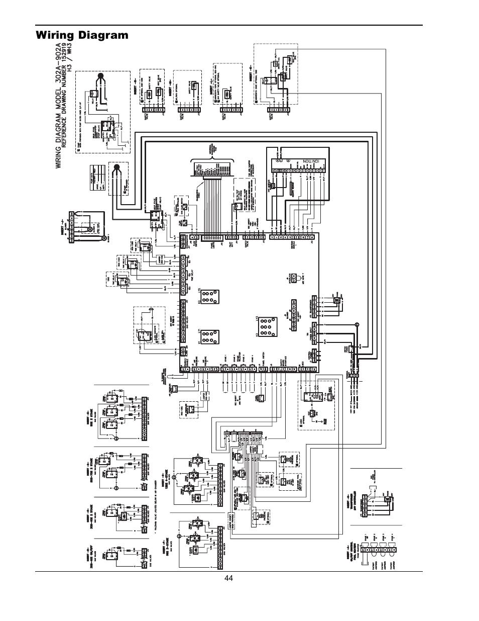Gun Oil Furnace Primary Control Wiring Diagrams Home Diagram Raypak Boiler Third Levelgun