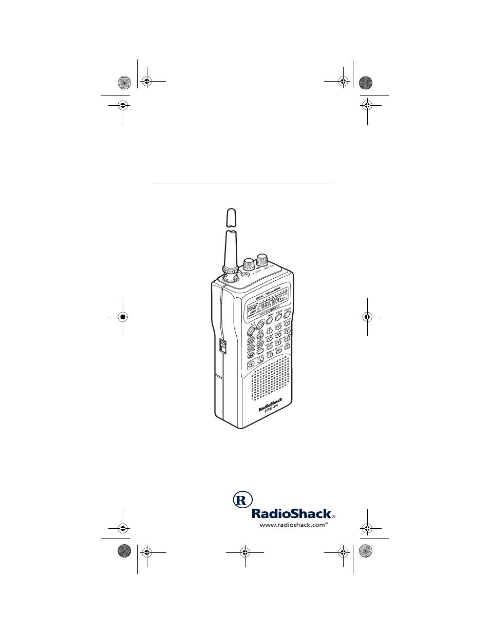 radio shack pro 94 user manual 72 pages rh manualsdir com Pro 95 PRO-94 CB