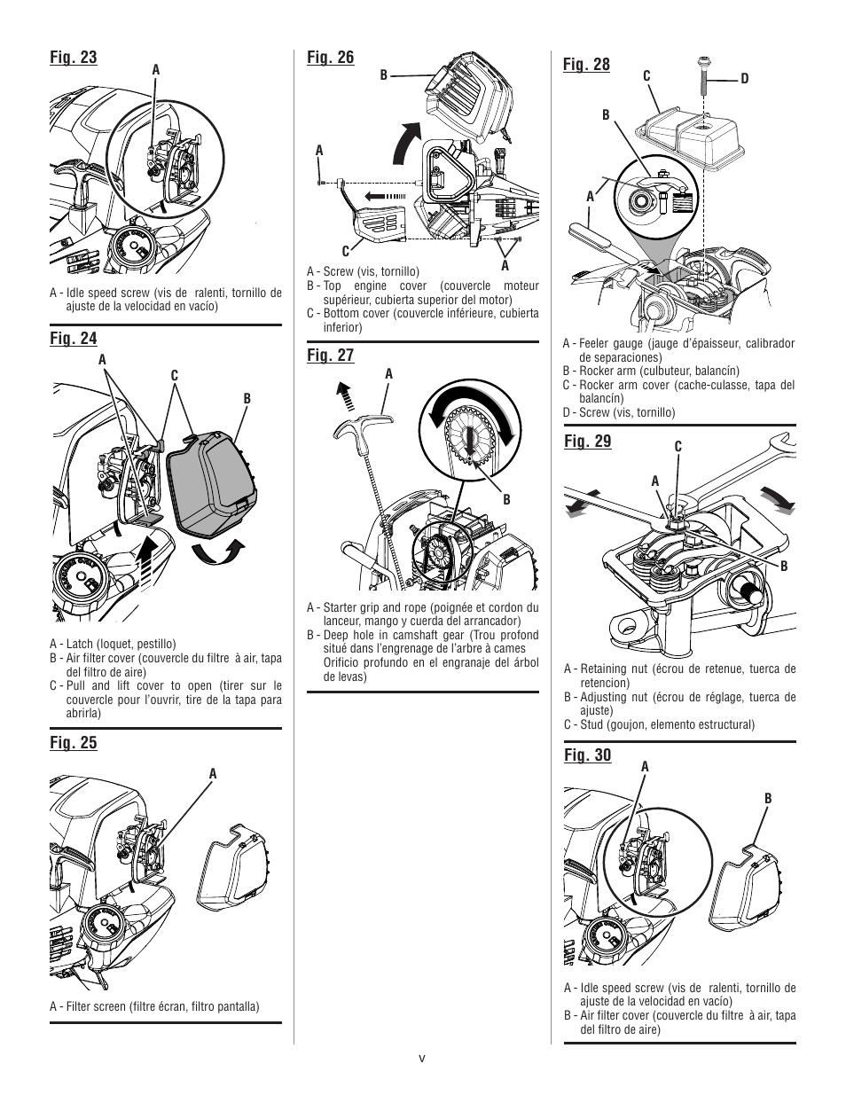 Ryobi S430 Ry34441 User Manual Page 5