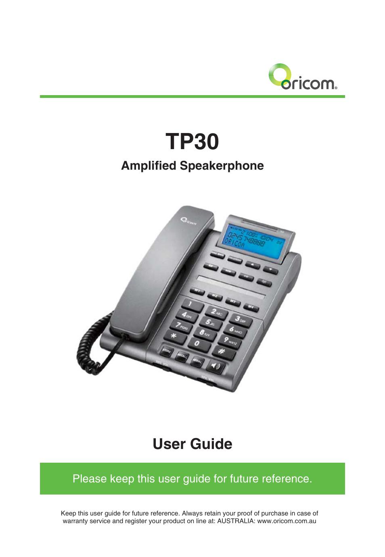 oricom tp30 user manual 27 pages rh manualsdir com oricom babysense2 user guide oricom monitor user guide
