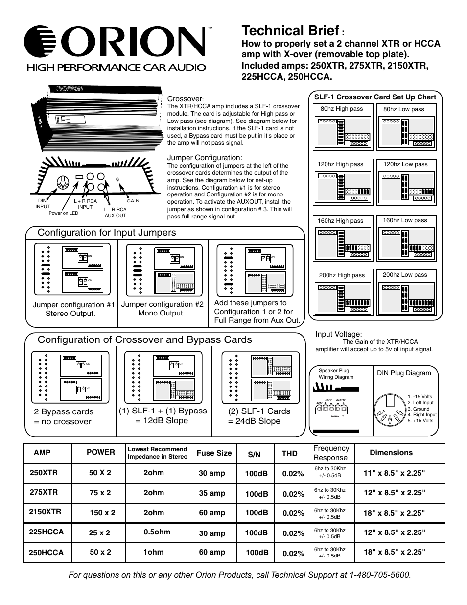 orion car audio 250xtr user manual 1 page also for 225hcca 8 Channel Amp Wiring Diagram at Orion Amp Wiring Diagram