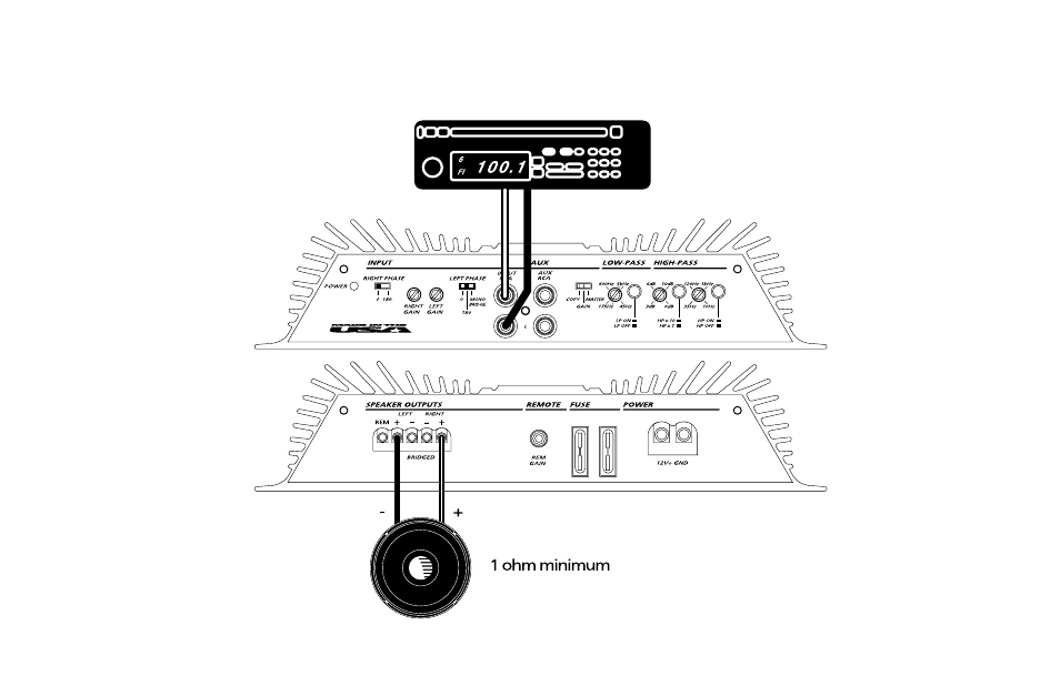 [XOTG_4463]  Orion Car Audio HCCA 225R User Manual | Page 26 / 56 | Also for: HCCA 250R,  HCCA 275R, 250R & 275R | Orion Car Stereo Wiring Diagram |  | Manuals Directory