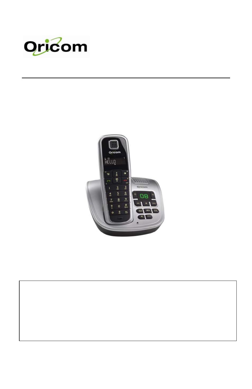 oricom eco3400 user manual 31 pages rh manualsdir com oricom secure 710 user guide oricom secure 850 user guide