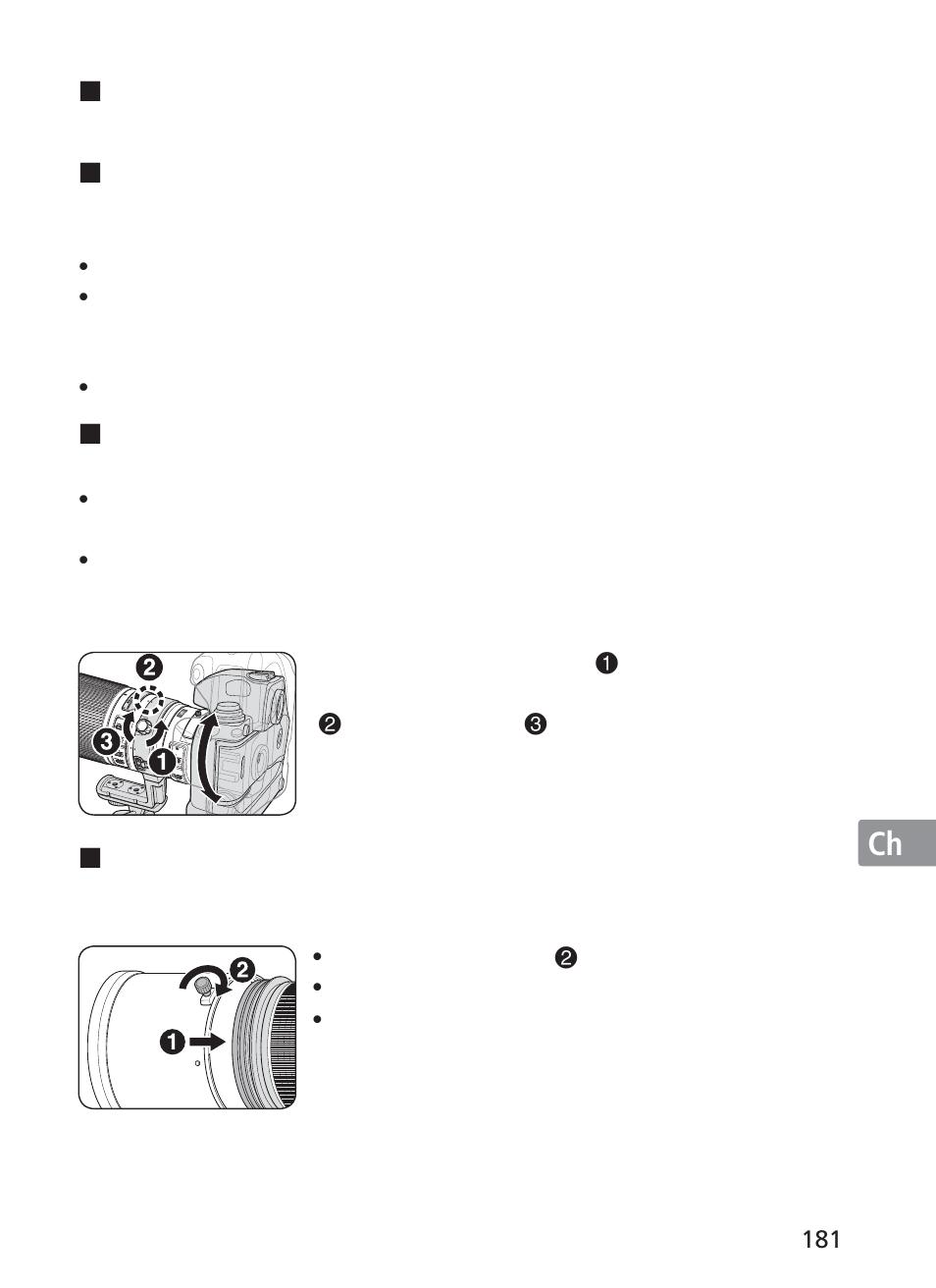 Jp en de fr es se ru nl it ck ch kr | Nikon 200-400mm f 4G ED AF-S VR II Zoom-Nikkor User Manual | Page 181 / 212