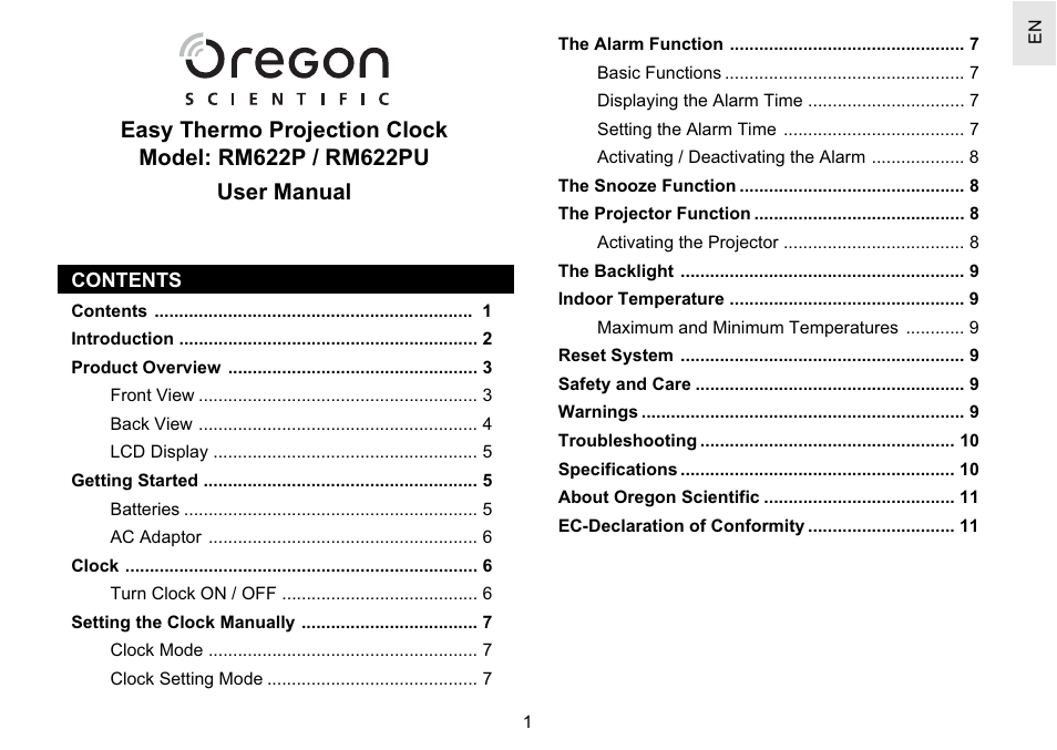 oregon пульсометр инструкция