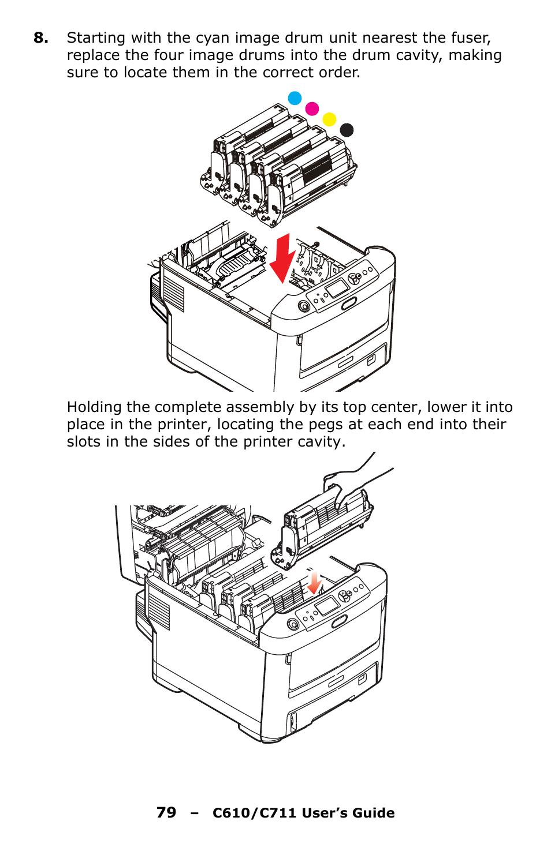 oki c610 user manual page 79 109 rh manualsdir com oki c6100 manual oki c610 service manual pdf