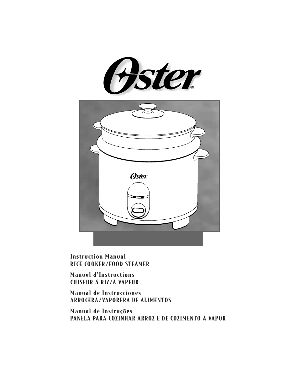 Oster 4718 User Manual 32 Pages Also For 4719