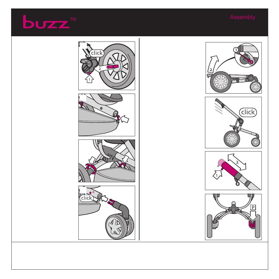 quinny buzz stroller user manual